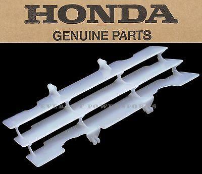 New Genuine Honda Radiator Grille 1992-1997 CR125R Left or Right Louver #N127