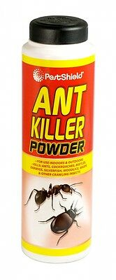 Ant Killer Powder 240G Crawling Insect Killer Indoor Outdoor Woodlice Wasps Pest