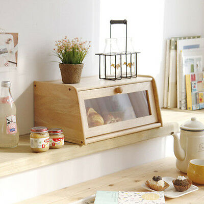 Bread Storage with window bread storage bread keeper tupperware bread fresh