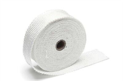 Ta Technix Heat Protection Tape Exhaust Pipe White Each Roll 10M X 50Mm X 2Mm
