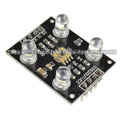 TCS230 TCS3200 Color Recognition Sensor Detector Module for MCU Arduino  NEW UK