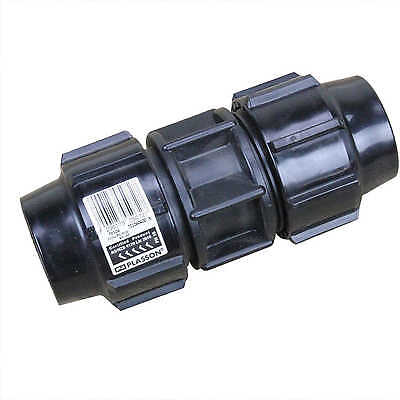 JOINER 40mm for Metric Poly 69068 Water Irrigation Pressure Pipe Plasson
