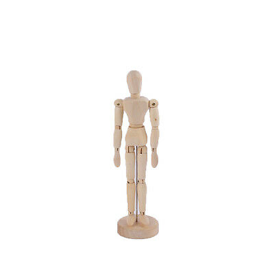20cm Doll Wooden Drawing Man Manikin Mannequin Toy Art Painting Sketch Model NEW