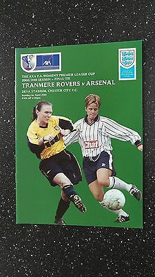 Tranmere Rovers V Arsenal 2000-01