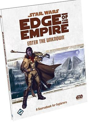 Star Wars - Enter The Unknown Role Playing Gaming - Sourcebook
