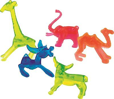 Animal Plastic Glass Markers | Cocktail | Party Drink Decorations | Giraffe