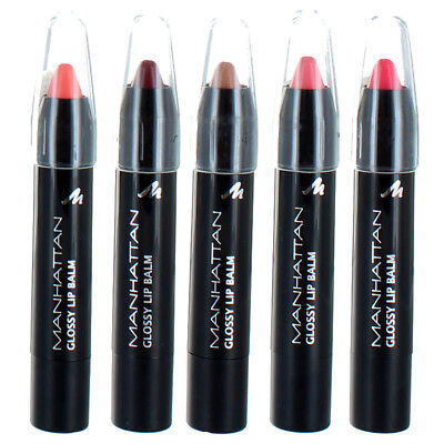 Manhattan Glossy Lipbalm-Stift