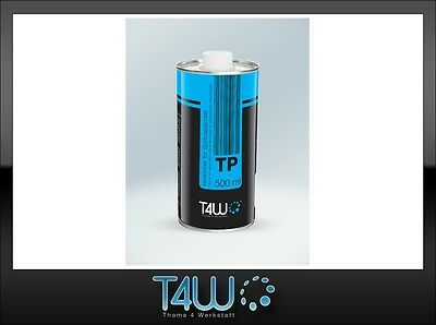 T4W TP Thinner solvent for polyester spray fillers / 0.5L