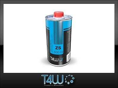 T4W ZS Silicone remover deageaser for automotive refinish coatings / 0.5L