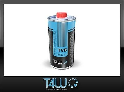 T4W TVB Base thinner solvent for automotive refinish base coats / 0.5L