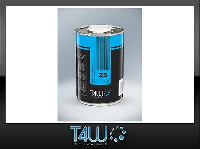 T4W ZS Silicone remover deageaser for automotive refinish coatings / 1L