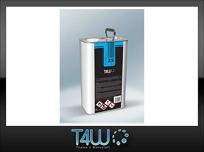 T4W ZS Silicone remover deageaser for automotive refinish coatings / 5L