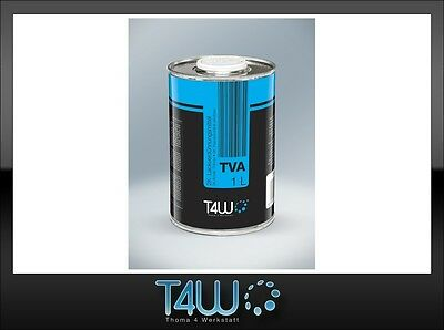 T4W TVA Acrylic thinner solvent for automotive refinish acrylic coatings / 1L