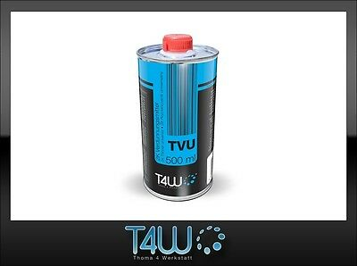 T4W TVU Universal Thinner solvent for automotive refinish coatings / 0.5L