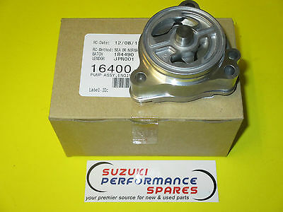 suzuki oil pump