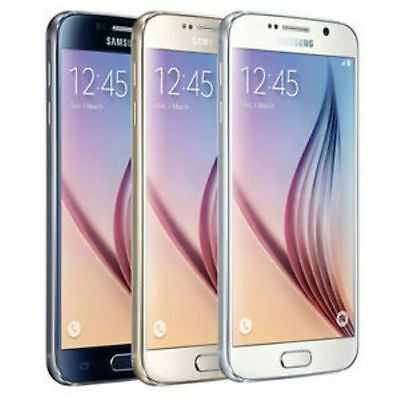 Samsung Galaxy S6 G920V Unlocked Smartphone 32gb or 64gb