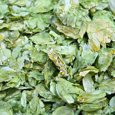 Brupaks dried HOPS 100g vacuum foil wrapped wide range for Home Brew