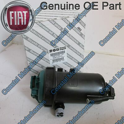 Fiat Ducato Peugeot Boxer Citroen Relay Fuel Filter Housing 2.3 3.0 Complete