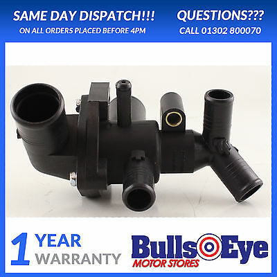 Ford Transit Thermostat Housing 2.4 Mk7 2006-12 Brand New With Thermostat