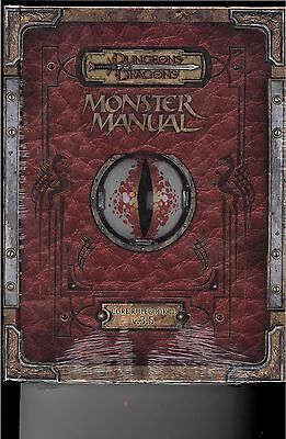 Dungeons And Dragons Manual Lot 3 Books Factory Sealed Brand New
