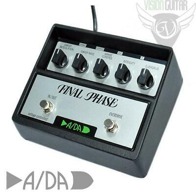 NEW! A/DA Reissue Final Phase Phaser Pedal