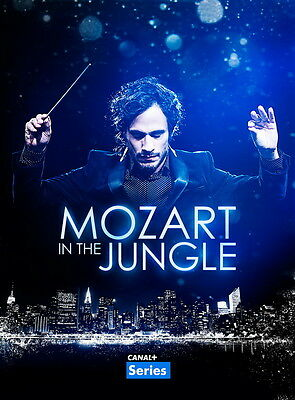 """375 Hot Movie TV Shows - Mozart in the Jungle 3 14""""x19"""" Poster"""