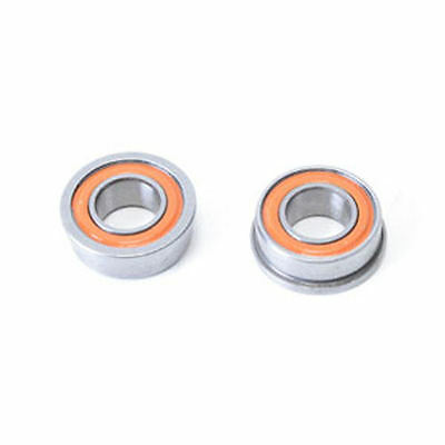 Schumacher Ceramic Bearings - 1/4 X 1/2 Flanged - Pr - U4227