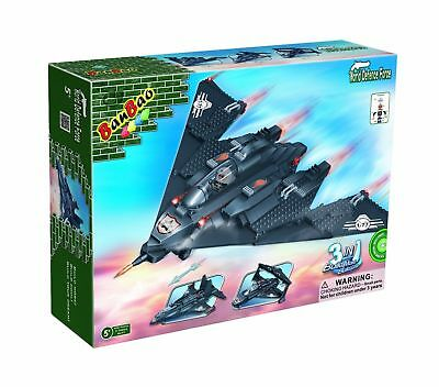 3-in-1 Fighter Banbao 8477 Konstruktion Spielzeug