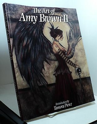 The Art of Amy Brown II by Amy Brown - First edition