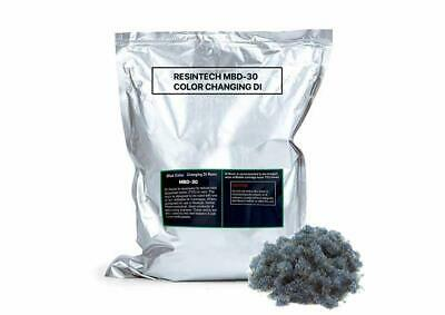 Premier Color Changing Mixed Bed DI resin Great for Aquarium Use. 5 LBS bag