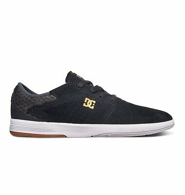 DC New Jack S Skateboard Shoes in Black