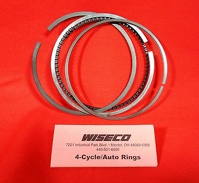 Wiseco Piston Ring Set 4 Cylinder 92.5mm 9250TX RINGS