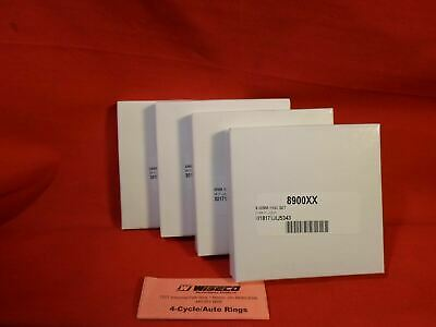 Wiseco Piston Ring Set 4 Cylinder 89mm  8900XX RINGS