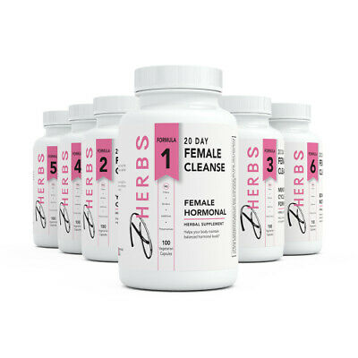Dherbs The Female Cleanse