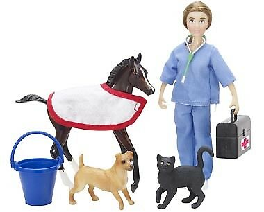 Breyer Classics Collection #61039 Vet Care! -New-Factory Sealed