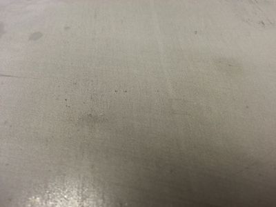 "24ga Stainless Steel Sheet Plate 2B Type 316 6"" x 6"""