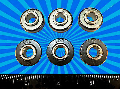 608 Ball Bearings, 22mm 8mm 7mm, TiC, Mechanical Metric, (Quantity 1000 or more)