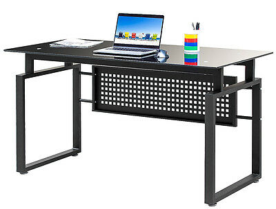 Merax Office Furniture Computer Desk with Drawer Durable Workstation Table
