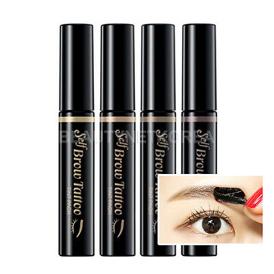 [SECRET KEY] Self Brow Tattoo Tint Pack 4 Color 8g / Korea cosemtic