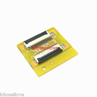 24-60Pin FPC 0.5mm Extension Plug ZIF Board Adapter For PCB HOT