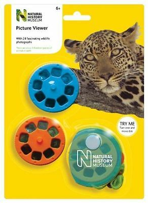 The Natural History Museum Wildlife Picture Viewer with a Lanyard