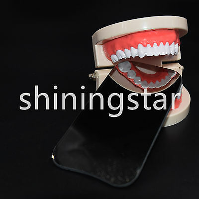 Intraoral Orthodontic Dental Photographic Glass Mirror 2sided Occlusal New