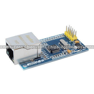 W5500 Ethernet Network Modules TCP/IP 51/STM32 SPI Interface For Arduino NEW