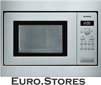 Siemens iQ300 HF15M552 Built In Microwave Oven Stainless Steel 17L Genuine NEW