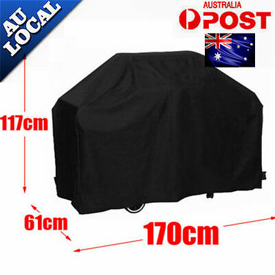 Large Premium Durable BBQ COVER With Bag Easy-wipe Waterproof UV Protector