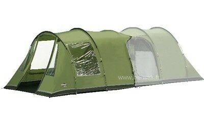 Vango Universal Premium Front Awning Canopy, Epsom green, 330cm wide SV/E05DL