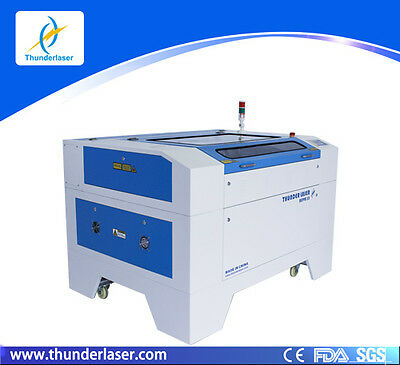 co2 laser paper cutter cnc engraver cutting engraving machine 100w 900x600mm