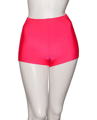 Girls Ladies All Colours Lycra Dance Gym Sports Hot Pants Shorts KHPN-5 Katz