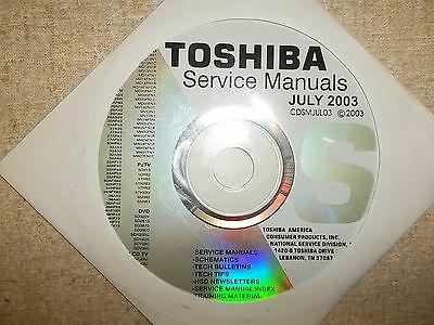 toshiba tv service manuals and trainingsmanuals on dvd all files in rh picclick com Toshiba W603 Service Manuals Model Toshiba TV Manual Televisions