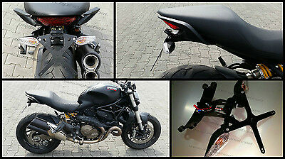 Portatarga Regolabile Ducati Monster 821 1200